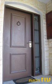 דלתות כניסה לבית